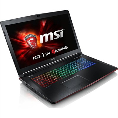 GE Series GE72 Apache Pro-001 17.3` Intel i7-6700HQ Gaming Laptop Computer