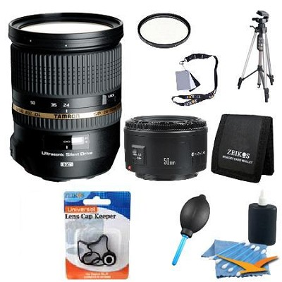 SP 24-70mm f2.8 Di VC USD Canon EOS Mount Exclusive Pro Kit