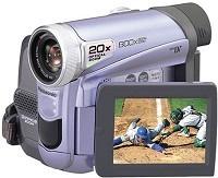PV-GS12 MiniDV Camcorder