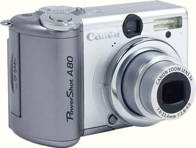 CLOSEOUT***Powershot A80 Digital Camera