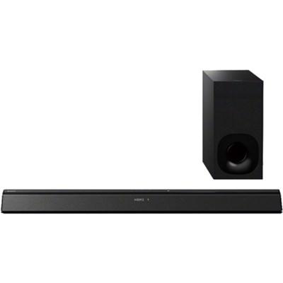 HT-CT380 - 2.1ch 300 Watt Bluetooth Sound Bar w/Wireless Subwoofer - ***AS IS***