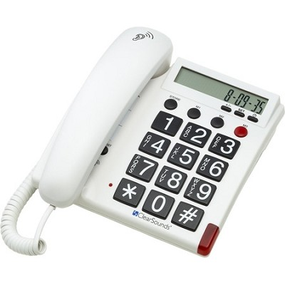 Amplified Phone with 40dB of Amplification (CLS-CSC48) - REFURBISHED