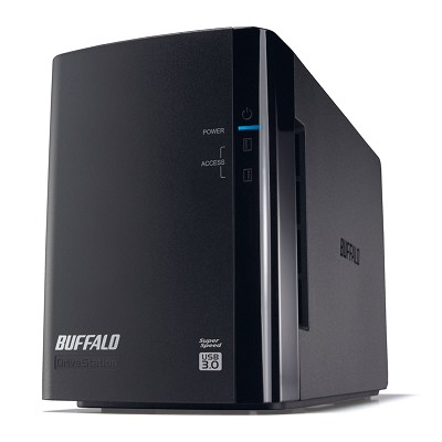 DriveStation Duo USB 3.0 4 TB (2 x 2 TB)