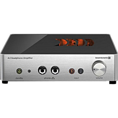 A2 Headphone Amplifier