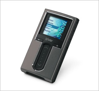 H10 20GB MP3 Player - {Lounge Grey}
