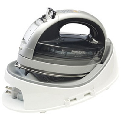 NI-WL600 - Cordless 360 Degree Multi-Directional Iron, Silver Finish - OPEN BOX