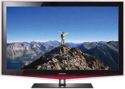 LN40B650 - 40` High-definition 1080p 120Hz LCD TV