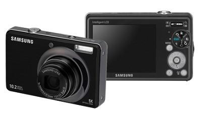 SL620 12MP/ 5X OPT/ MPEG4 Movie/ 3.0` LCD Digital Camera (Black)
