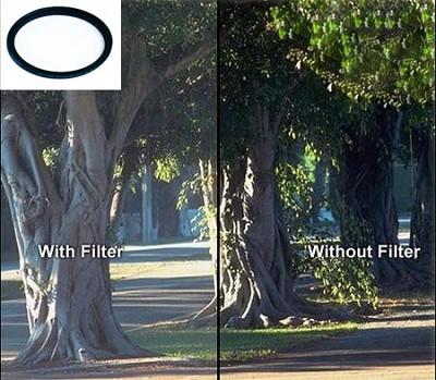 55mm Ultra Contrast 3 Filter