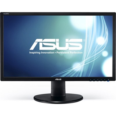 VE228H 21.5` Widescreen Full HD 1080p LED Monitor