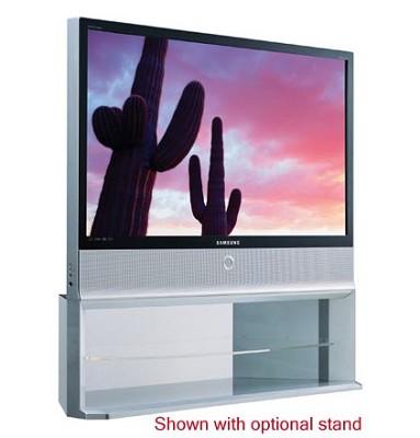 HL-P5663W 56` Widescreen HDTV Monitor TV w/ DLP Technology