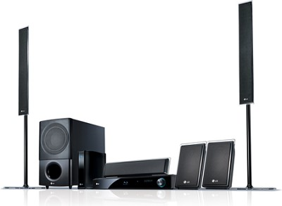 LHB975 - Blu-ray Disc High-definition Home Theater System