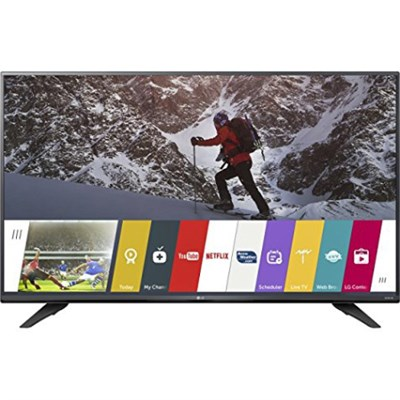 60UF7300 60` 4K Trumotion 240hz UHD LED TV w/ webOS 2.0 - ***AS IS FINAL SALE***