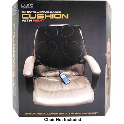 Shiatsu Massage Cushion with Heat