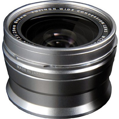 WCL-X100S X100 Silver Wide Conversion Lens
