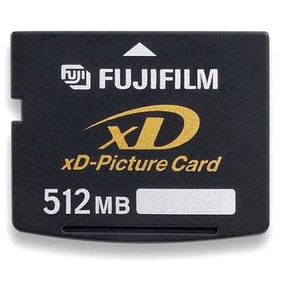 512MB xDType M Memory Card