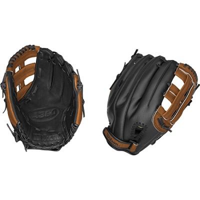 A360 Baseball Glove - Right Hand Throw - Size 11.5`