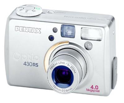 Optio 430 RS Digital Camera