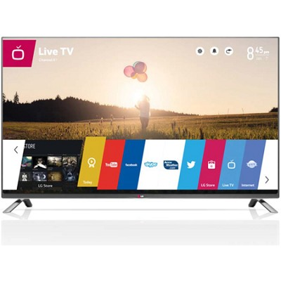 65LB6300 - 65-Inch 120Hz Direct LED Smart HDTV with WebOS - OPEN BOX
