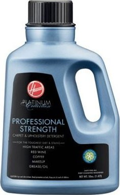 Platinum Collection Professional-Strength Carpet/Upholstery Detergent 50oz