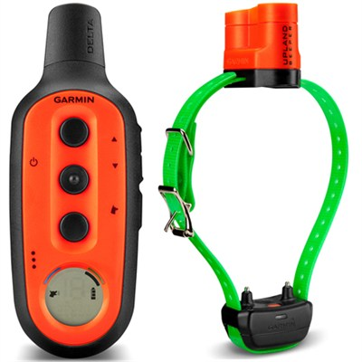 New Upland Dog Collar w/Beeper+Refurbished Delta Upland Handheld Training Device