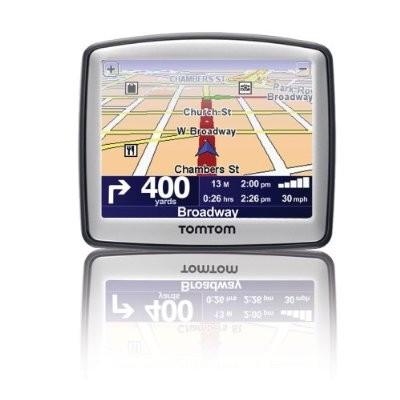 ONE 125 3.5-Inch Portable GPS Navigator