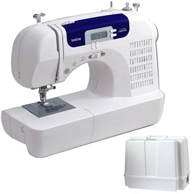 Rich Sewing Machine With 60 Built-In Stitches CS6000i with Carrying Case
