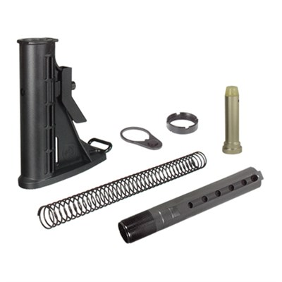 PRO Made in USA 6-Pos Commercial Spec Stock Assembly - RBU6BC