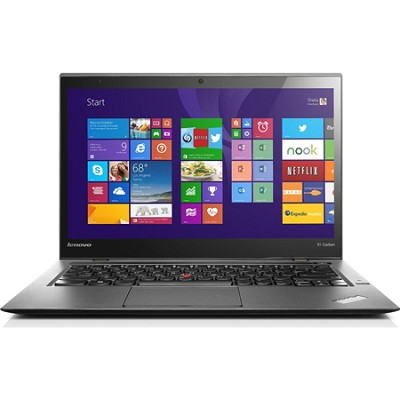 ThinkPad X1 Carbon 14` Touchscreen Ultrabook- Intel Core i7-4600U Processor