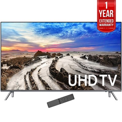64.5` 4K Ultra HD Smart LED TV 2017 Model with 1 Year Extended Warranty