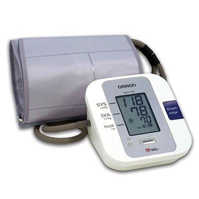 Auto Blood Pressure Monitor with Large Cuff - HEM-712CLC