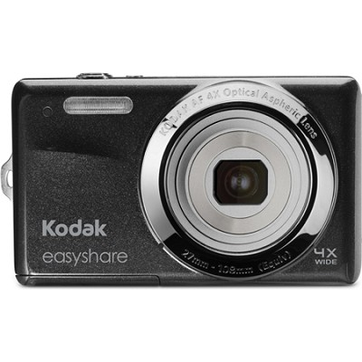 EasyShare 14MP Digital Camera w/ 4X  Zoom Black - OPEN BOX