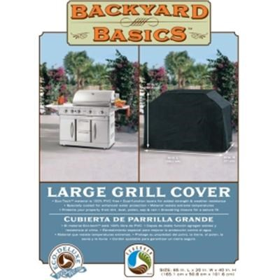 65-Inch Grill Cover in Black - 07201BB