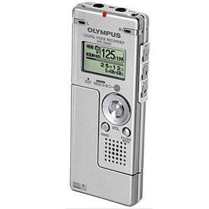 WS-300M Digital Voice Recorder with MP3 Player