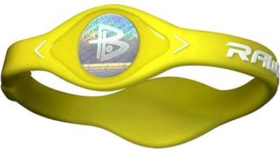 Power Balance Performance Bracelet - Optic Yellow (Medium)