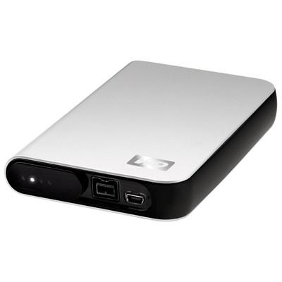 My Passport Studio 400GB Firewire USB 2.0 Portable Storage Formatted for Mac