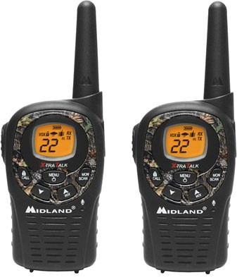 X-TRA TALK GMRS 2-Way Radio with 22-Mile Range