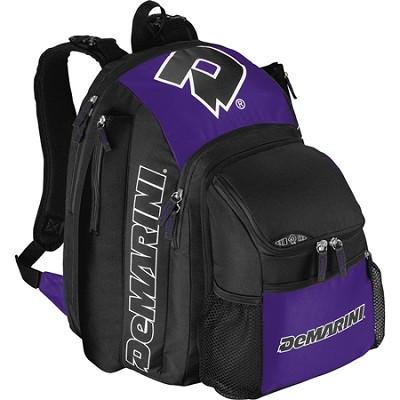 Voodoo Baseball Gearbag Backpack - Purple