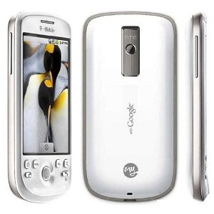 myTouch 3G Unlocked Android Phone with 3G, GPS, Wi-Fi and Touch Screen-White