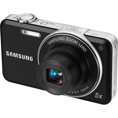 ST95 Compact 16.1 MP Black Digital Camera