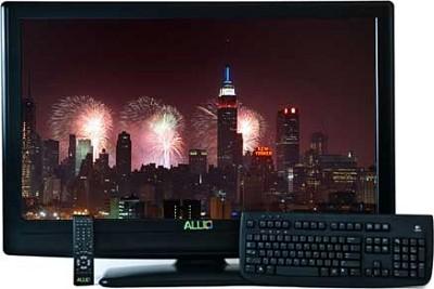 Allio 32` HDTV All-In-One Media Center PC1080 1G