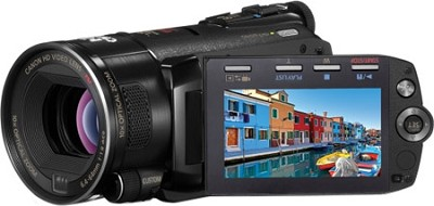 VIXIA HF S11 HD Dual Flash Memory Camcorder W/ 64GB Internal Drive