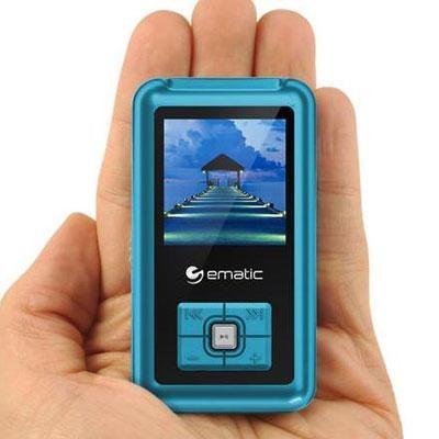 1.5` MP3 Video Player Blue