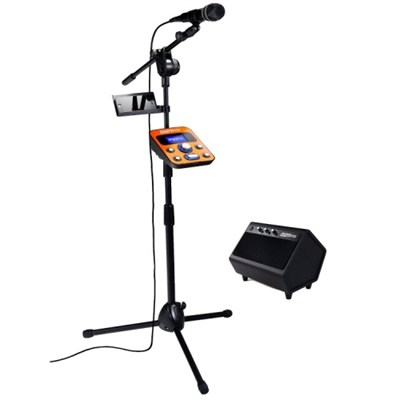 Party Bundle Limited Edition Home Karaoke System - OPEN BOX