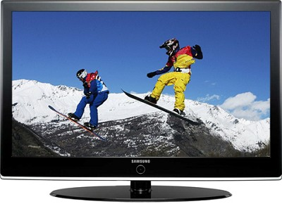 LN-T4661F - 46` High Definition 1080p LCD TV  - REFURBISHED