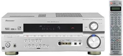 VSX-815S 6.1 Digital A/V Receiver (Silver)