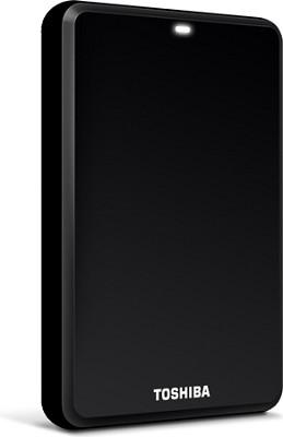 Canvio 500GB Portable Hard Drive in Black