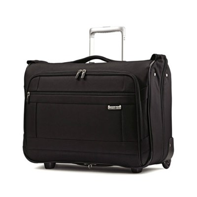 SoLyte Luggage Carry-On Wheeled Garment Bag - Black (75464-1041)