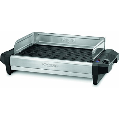 Professional 1800-Watt Cast-Iron Grill (CIG100)