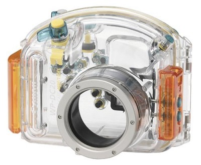 WATERPROOF CASE WP-DC20 FOR S1 IS